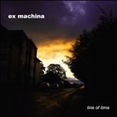 ex machina line of time cover artwork