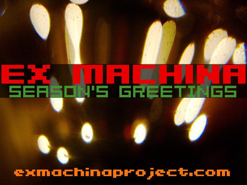ex machina season's greetings 2016