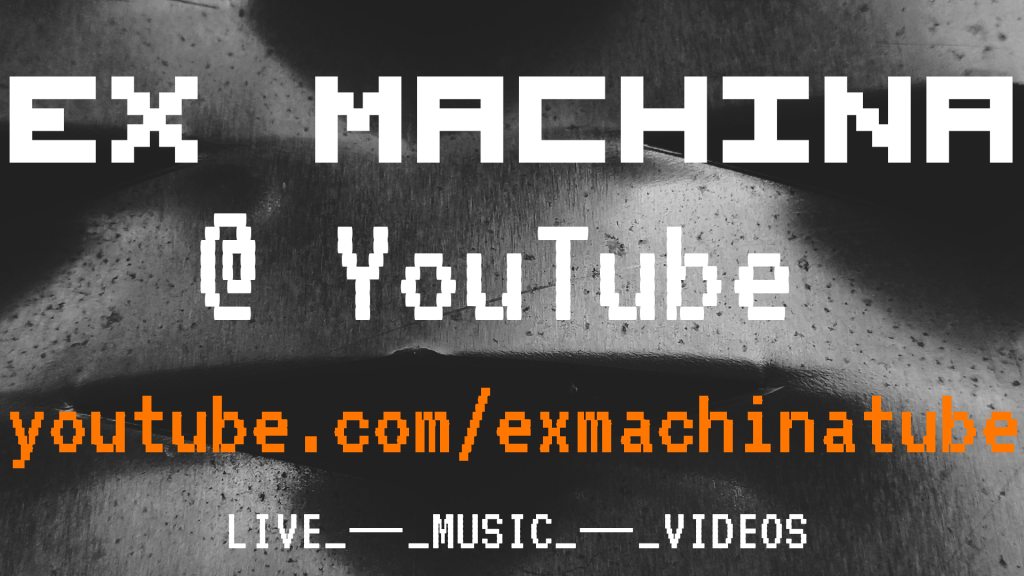 ex machina at YouTube