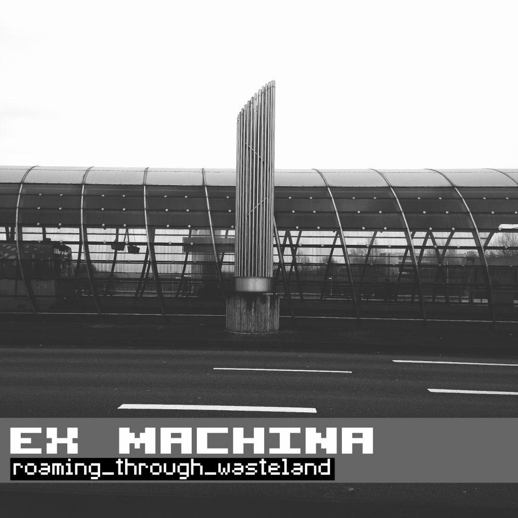 ex machina - roaming through wasteland - cover artwork
